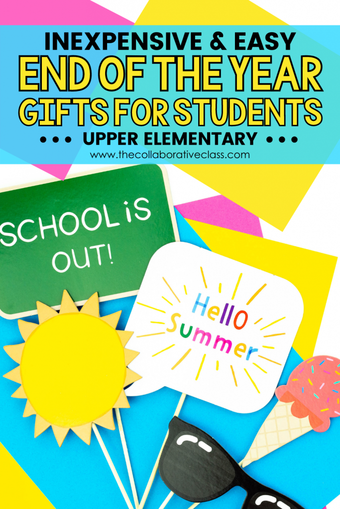 Inexpensive Gifts for Students